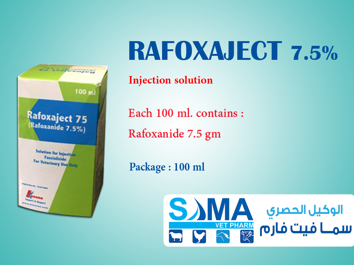 Rafoxaject 7.5% Injection