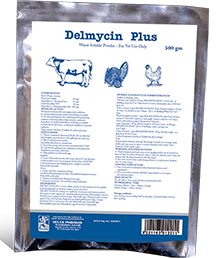 DELMYCIN PLUS